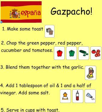 Gazpacho!