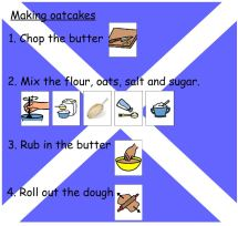 Recipe for Oatcakes
